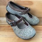 Merrell Encore MJ Wool Maryjane Brindle Sneaker Womens Shoe Size 7 Brown