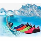 Women Men Water Shoes Slip On Flexible Pool Beach Swim Surf Yoga Slipper Shoe US