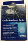 Brother SACIRC1 Circular Sewing Attachment Bundle NEW