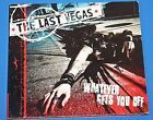 The Last Vegas - Whatever Gets You Off CD - EX Condition