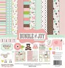 Scrapbook Baby Girl Bundle of Joy Collection Scrapbooking Kit NEW