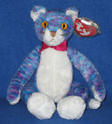 TY KOOKY the CAT BEANIE BABY - MINT TAG - PLEASE READ