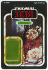 Star Wars 1983 Vintage Kenner ROTJ 65 Back B Chief Chirpa Card Back with Bubble