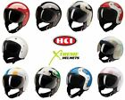 HCI 15 Open Face 3 4 Motorcycle Helmet DOT XS S M L XL XXL