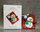 Hallmark Christmas Ornament Seasons Treatings Series 2012. 4