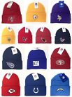 Team Licensed Color Cuffed Knit Hat Beanie - New Various Teams