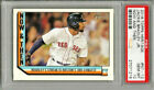 2016 Topps Heritage Jackie Bradley Jr. Now and Then PSA 10