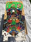 Revenge From Mars NOS PROTOTYPE Playfield Bally RFM NEW Pin2000
