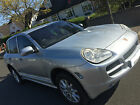LARGER PHOTOS: PORSCHE CAYENNE 3.2 TIPTRONIC 2005 SILVER 3.2 AUTO FOR REPAIRS OR BREAKING CAT C