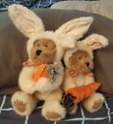 Agatha Snoopstein, Boyd's Bears Lot of 2, great condition w/ tags