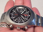 SINN 142 ST II AUTOMATIC CHRONOGRAPH, MINT CONDITION, BOX/PAPERS