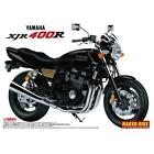 1/12 AOSHIMA 000293 YAMAHA XJR400-S Plastic Model Motor Cycle Kit