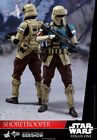 SIDESHOW STAR WARS ROGUE ONE SHORETROOPER 1/6 SCALE FIGURE HOT TOYS