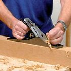 QUALITY CARPENTERS SMOOTHING PLANE Shaver Joinery Wood Timber PRO STANDARD