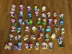 Vintage Lot Of 43 Strawberry Shortcake Minis Figures Miniatures Figurines