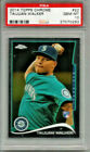 2014 Topps Chrome Taijuan Walker PSA 10 RC