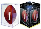 Ultra Pro Football Clear Square UV Holder