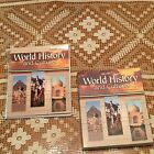 ABeka World History and Cultures 10th Grade NICE SET