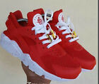 Mens Air Huarache Sport Shoes Sneakers Athletic Shoes 16 Colors white red