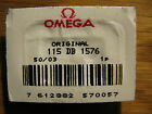 Omega Stainless Steel & 18k Gold Half Link - Part 115DB1576 - Brand New in Pack