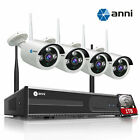 SmartSF Wireless 4CH 1080P NVR Security Camera System Outdoor Video CCTV 1TB HDD