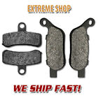 Harley F+R Brake Pads Softail Custom / Heritage / Fat Boy / Soft Deluxe / Slim