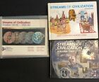 Streams of Civilization Student Hardcover Set Books Vol 1  2 With Timeline