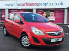 Vauxhall Corsa 12i 2011MY S  GOOD BAD CREDIT CAR FINANCE