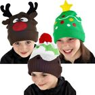 Pro Climate Kids Christmas Knitted Beanie Winter Accessory Gift Clearance Sale