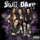 SKULL DAZE - S/t Same CD OOP HARD SLEAZE ROCK 2010 NEW SEALED ALLEYCAT SCRATCH