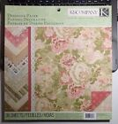 KCompany Lifes Journey Designer Paper Pad 36 pages Double Sided OVER 15 LBs