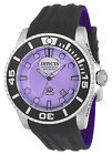 Invicta Mens Pro Diver Automatic 300m Stainless Steel Black Silicone Watch 2299