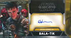 2016 Topps Star Wars Attack of the Clones 3D Widevision Trading Cards - Checklist Added 12