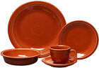 Fiestaware 5-Piece Place Setting | Paprika Red