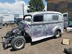 1947 Ford panel wagon 1947 FORD PANEL WAGON SUPER SOLID AND COMPLETE PROJECT NO RUST ANYWHERE