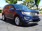 2016 Ford Explorer Limited 2016 below $13000 dollars