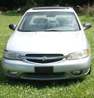 2001 Nissan Altima Silver 2001 for $1000 dollars