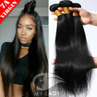 100% 7A Quality Real Cheap Brazilian Virgin Raw Human Hair 1-3 Bundles TOP SK264