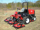 2006 TORO 4500D GROUNDSMASTER ONLY 2460 HRS, ENGINE COMPRESSION TESTED