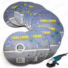 20 x Stainless Steel EXTRA THIN CUTTING METAL DISCS 4 1/2