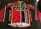 Vintage Intense Long Sleeve Cycling Jersey Mens Medium Very Good Condition