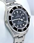 Rolex SEA-DWELLER 16600 Steel Oyster Date Men's Diver Watch *MINT CONDITION*