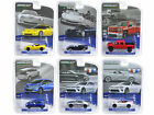 GENERAL MOTORS COLLECTION SERIES 2 6pc SET 1 64 DIECAST MODELS GREENLIGHT 27875