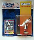 Roger Clemens 1994 Starting Lineup Baseball Figure Boston Red Sox in package