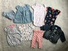 Lot Of Baby Girl Carters 1989 Place HM Baby Boden 0 3 3 6 6 12