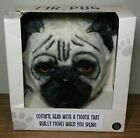 Thumbs Up Pug Dog Costume Head With A Mouth That Really Moves When You Speak