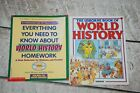 Usborne book of World History  Everything you need to know about homework KA78
