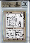 1996 MTG NYC Pro Tour The Turk Auto Richard Garfield BGS 9.5 X 4 One Of A Kind