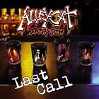 Alleycat Scratch - Last Call CD/DVD NEW