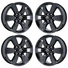 20 CHEVROLET TRAVERSE LTZ PVD CHROME WHEELS RIM FACTORY OEM SET 4 5769 EXCHANGE